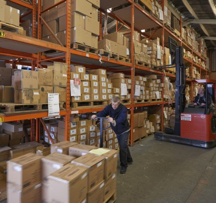 LB Warehousing warehouse