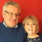 Tony and Lynda Raymond - owners of LB Warehousing